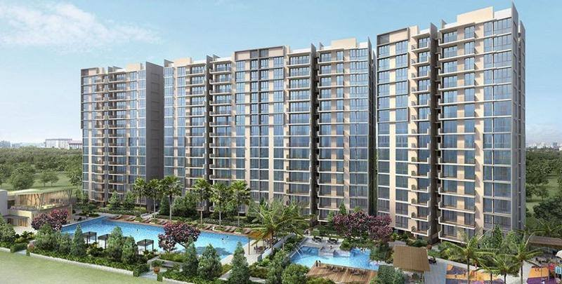 Treasure at Tampines new condo launching after CNY.